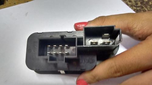 botão do vidro elétrico do fiesta 4 porta 02á2014