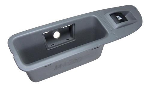 botão e moldura vidro elétrico tras esq palio grand siena