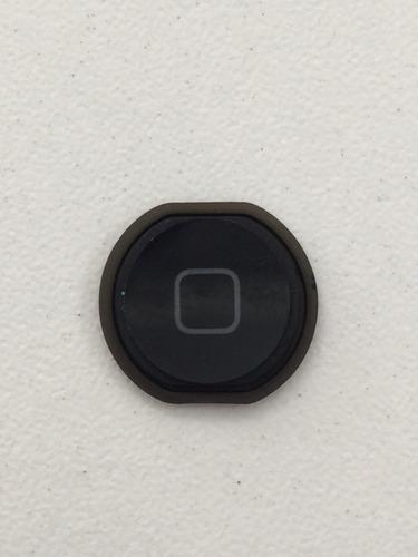 botão externo mini ipad preto apple sem o flex original
