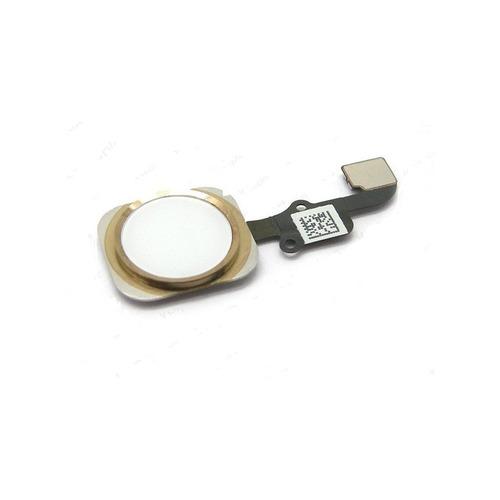 botão home dourado com flex apple iphone 6g 4.7