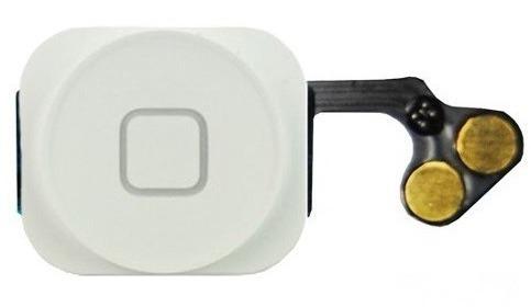 botão home flex completo iphone 5 5g preto ou branco