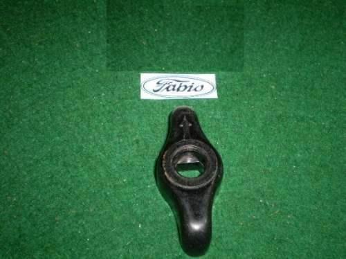 botão / interruptor antigo em marfim dos anos '30,'40,'50