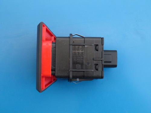 botão interruptor pisca alerta original gm onix prisma