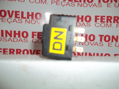 botão interruptor regulagem farol gm calibra vectra  origina