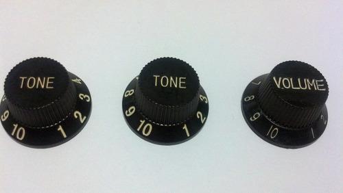 botão knob preto - frete 12,50