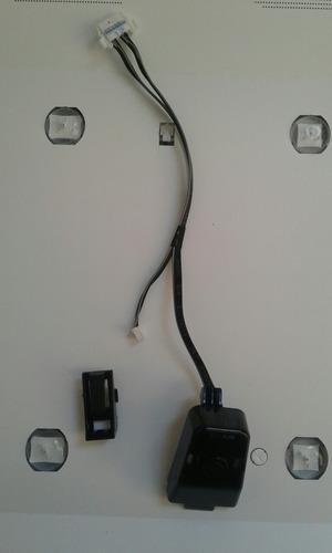 botão pawer tv samsung un32j4300a
