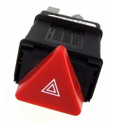 botão pisca alerta polo classic - 2001 a 2002