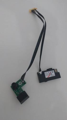 botão power e módulo wi-fi samsung un4oh5103ag