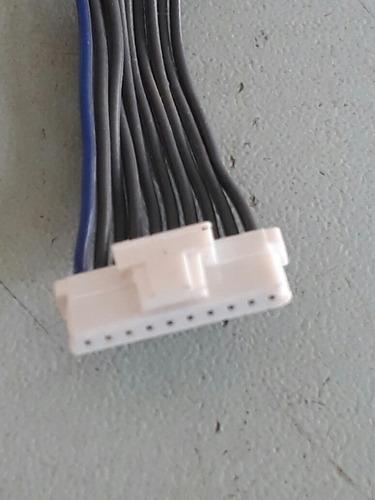 botão power e sensor da tv lg 42lf5850