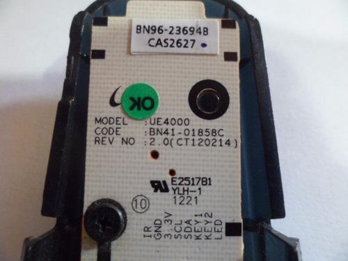 botão power função tv samsung un32eh4000g bn41-01858c