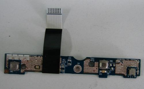 botão power hp 530  ls-3491p