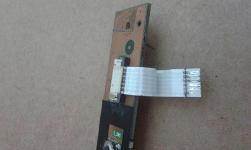 botão power itautec infoway w7635