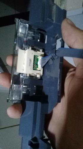 botão power + suporte par tv lg mod: 42lb5800, original ok