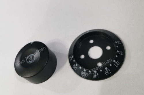 botão regulador termostato fritadeira elétrica 200c° graus