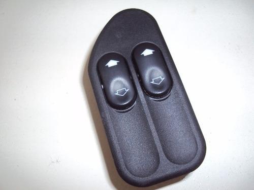 botão subir vidro eletrico fiesta -- novo orig. ford c/logo