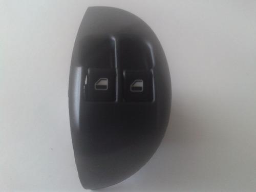 botão vidro eletrico duplo palio siena 96/02 led verde