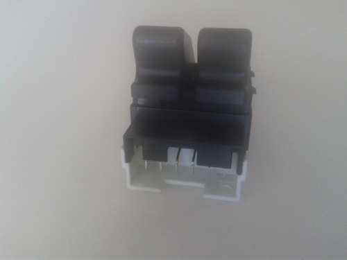 botão vidro eletrico duplo palio siena strada 96/12 led amba