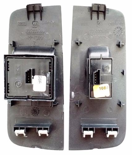 botão vidro elétrico fiat