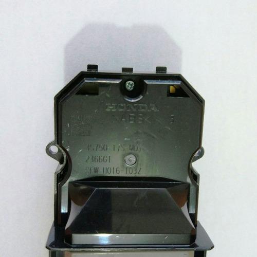 botão vidro elétrico motorist honda civic 2012 a 16 original