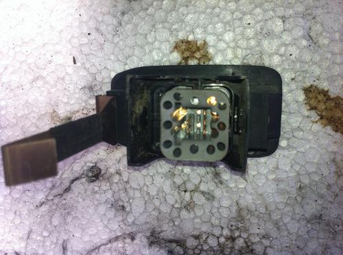 botão vidro eletrico traseiro pajero tr4 09 original