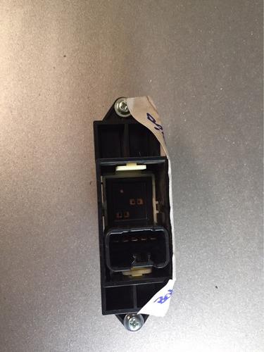botão vidro porta traseira esquerda lancer 2012