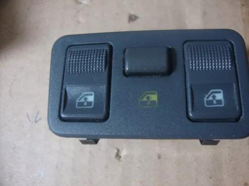 botões console vidro elétrico tras gol parati g2 original vw