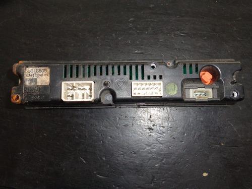 botoes de controle do painel fiat original