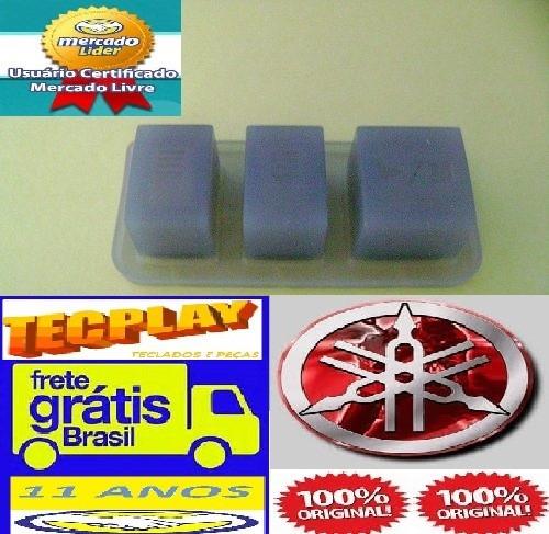botões start stop yamaha psr s550 s500 novo