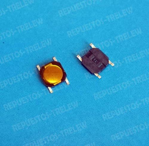 boton 4x4x0.8 mm - modelo 12 - pulsador switch