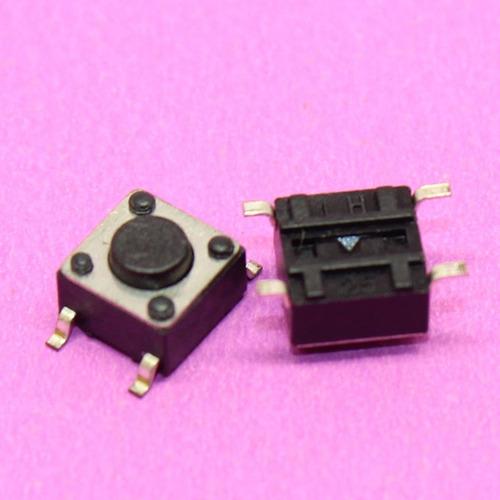 boton 6x6x4.3 mm - modelo 19 - pulsador switch