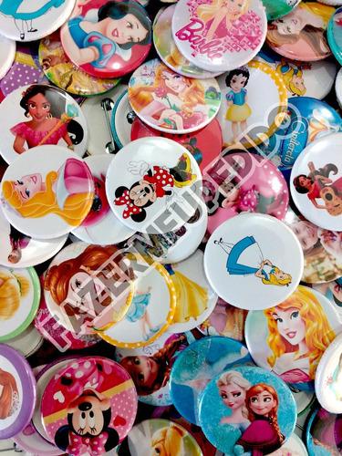 boton button botton personalizado 4,5 cm 135 peças