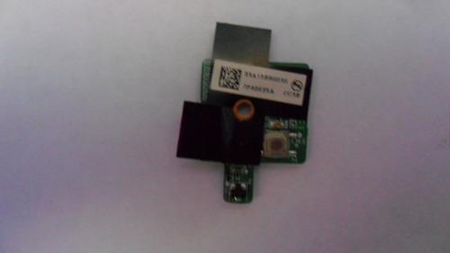 botón de encendido 33atsbb00030 para compaq v6305nr-v6000