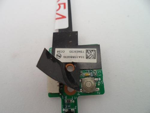 boton de encendido  compaq presario f700