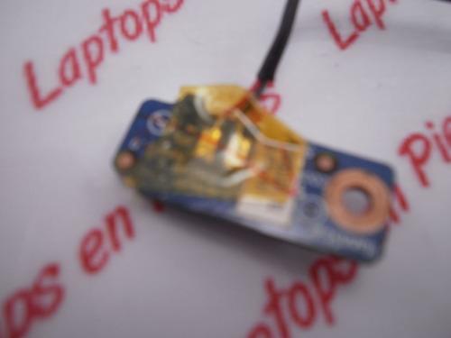 boton de encendido  dell inspiron mini 10 dc02000pf00