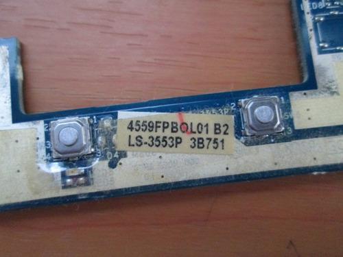 boton de encendido para acer aspire 5310, 5315, 5720