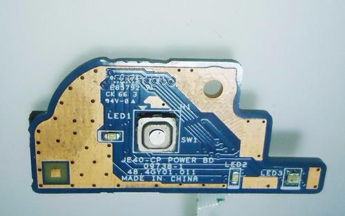 botón de encendido para laptop acer aspire 4551