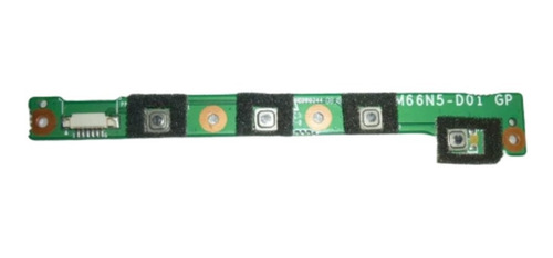 boton de encendido para notebook bangho m66sru m66 m660
