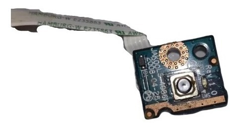botón de encendido para notebook hp dv7 serie 1000 ls4086p