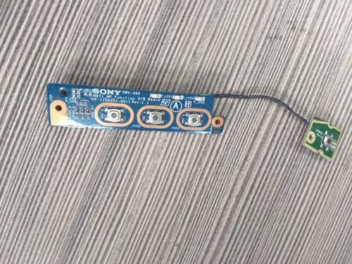 boton de encendido portatil sony vaio pcg 61311u (6080)