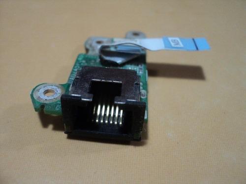boton de encendido power switch + rj45 packard bell za8