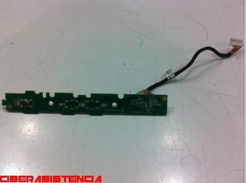 boton de encendido xvision ss-2505