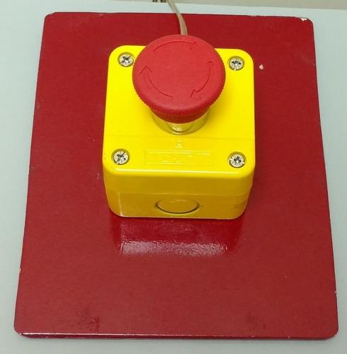 botón de pánico vecinal alarma sensor sirena inalámbrico