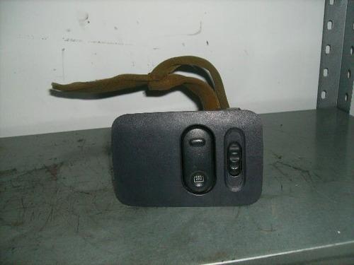 boton defroster para platina-clio