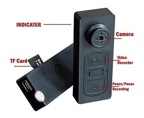 boton espía cámara oculta hd  envio gratis