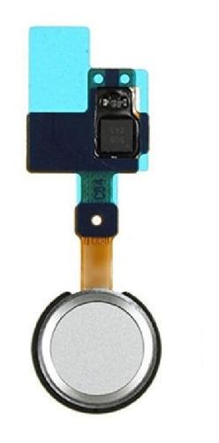 boton flex home trasero encendido lg g5  h850 h820 30 plata
