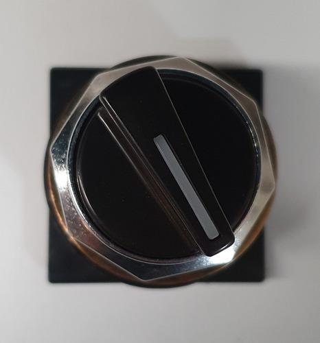 botón ge interruptor selector no iluminado cr104psg21b