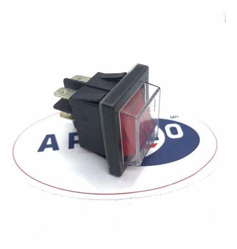 boton interruptor de aspiradora industrial para encendido y apagado compatible con marcas viper apollo masisa y powerjet