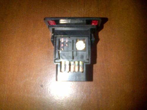 boton interruptor luz emergencia toyota 4runer original