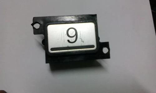 boton para ascensores mbq usado