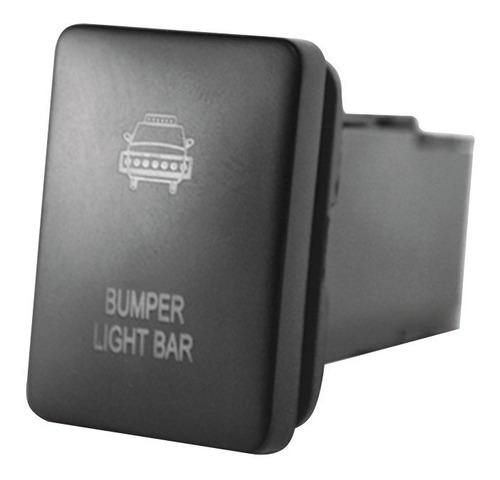 boton para barra led toyota ford chevrolet 30mmx20mm